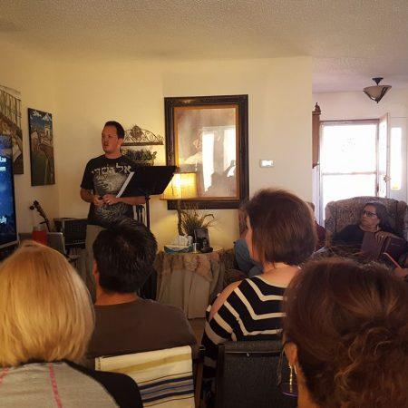 Adam-teaching-our-Shabbat-group