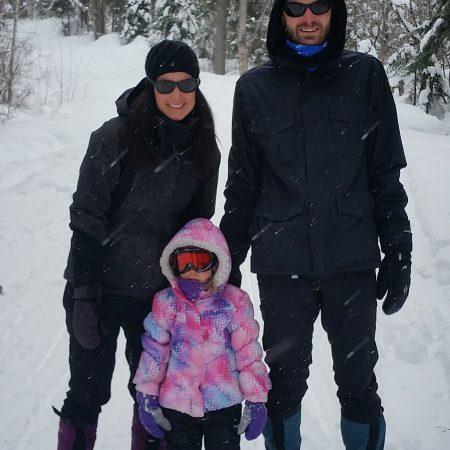 Snowshoe in MT
